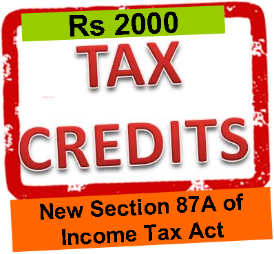 section-87A-new-tax-credit-rs-2000