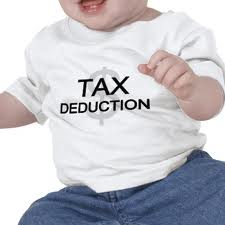 intention to claim a tax deduction form
