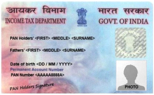 IT PAN Card