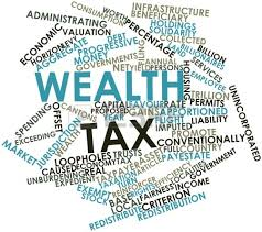 New rules for e-filing of wealth tax returns