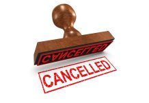cancellation of insurance policy