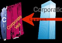 Lifting corporate veil