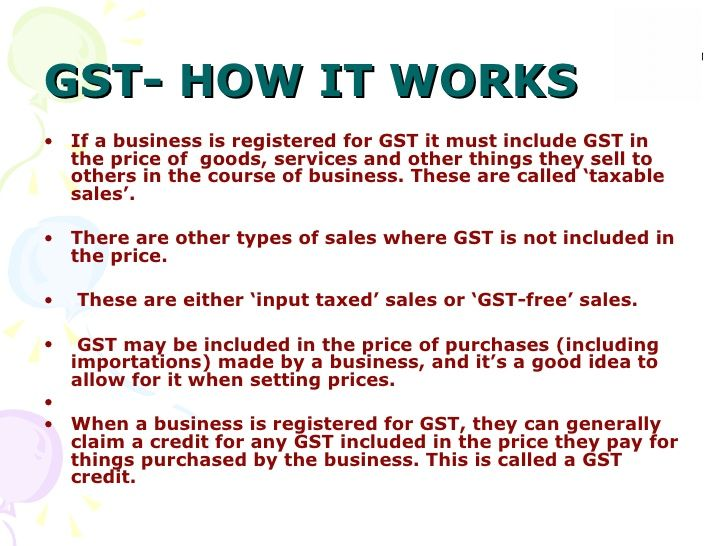 GST on Ex Works Sales Explained