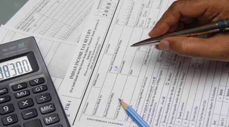 new Income Tax Return forms