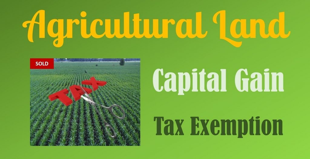 Receipt of unaccounted Income on sale of agricultural land is not taxable