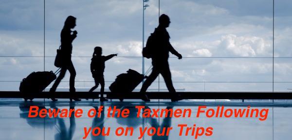 Taxmen Following you on Facebook