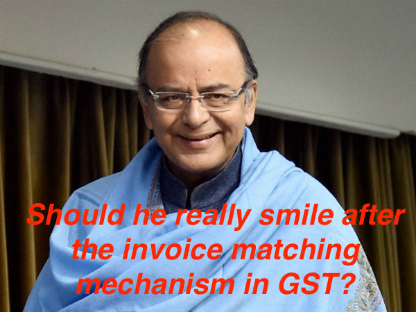 Invoice Matching Mechanism in GST