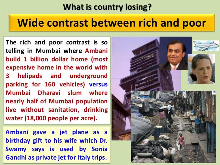 tax terrorism in India