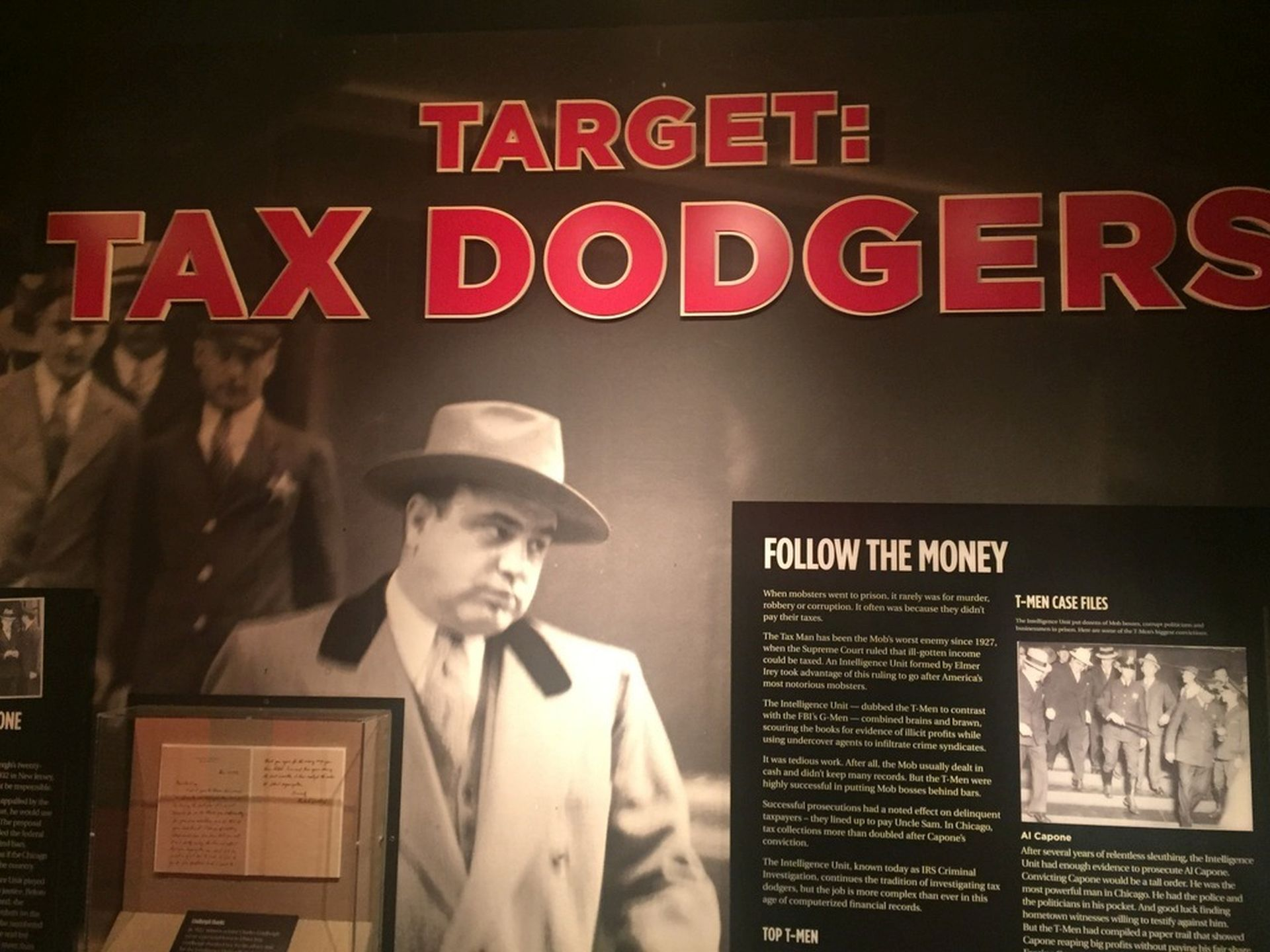 prosecute serial dodgers