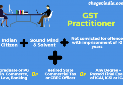 Can you become a GST practitioner in India? Eligibility and Process to become GST Practitioner