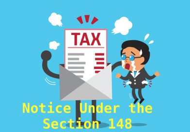 PROCEDURES TO BE FOLLOWED FOR ANY OBJECTION AGAINST THE NOTICE ISSUED UNDER SECTION 148