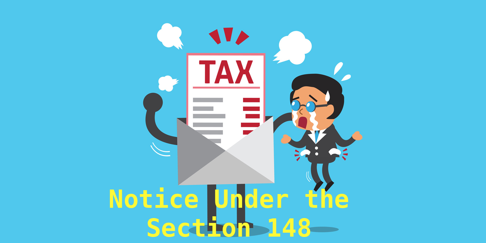 NOTICE ISSUED UNDER SECTION 148
