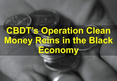 CBDT's Proposal to Estimate the Expected Income In Future and Its Impact on India Inc