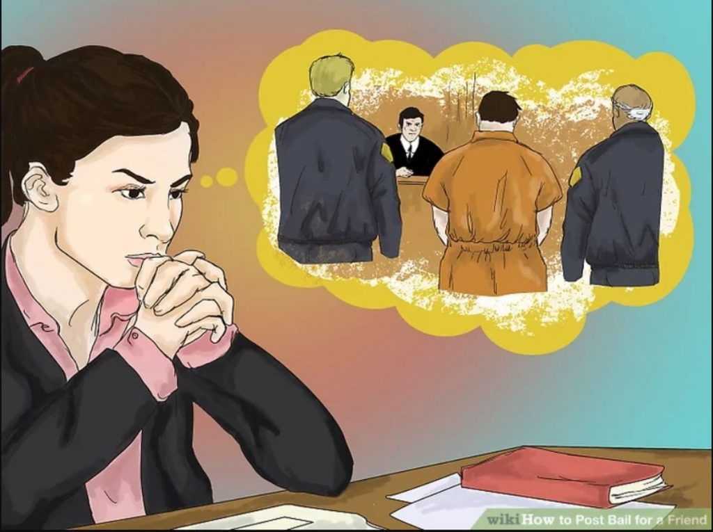 How to Get Back Your Money after Posting Bail for a Friend