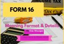 Fudging income, tax breaks gets tougher with the New Format of Form 16