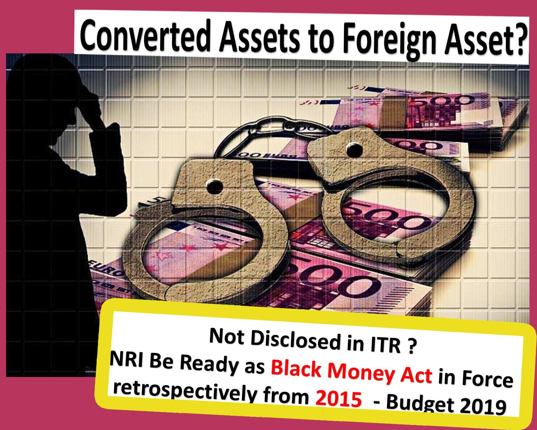 income tax rules for NRI