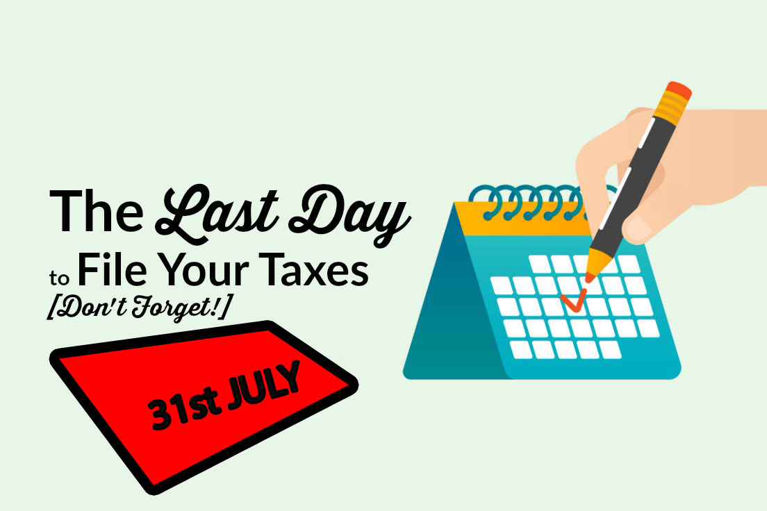 file income tax on time