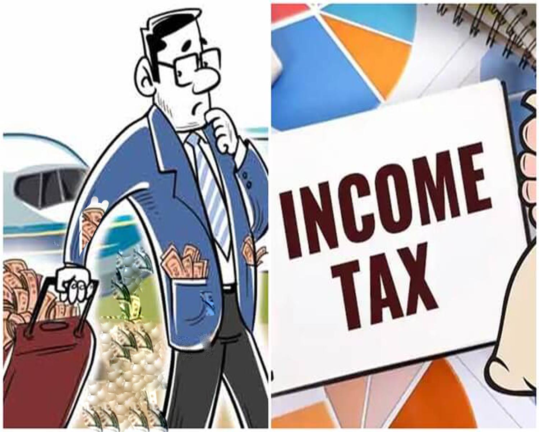income tax for NRI