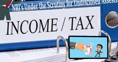 New NRI's targeted in the India's Income Tax Evasion Crackdown