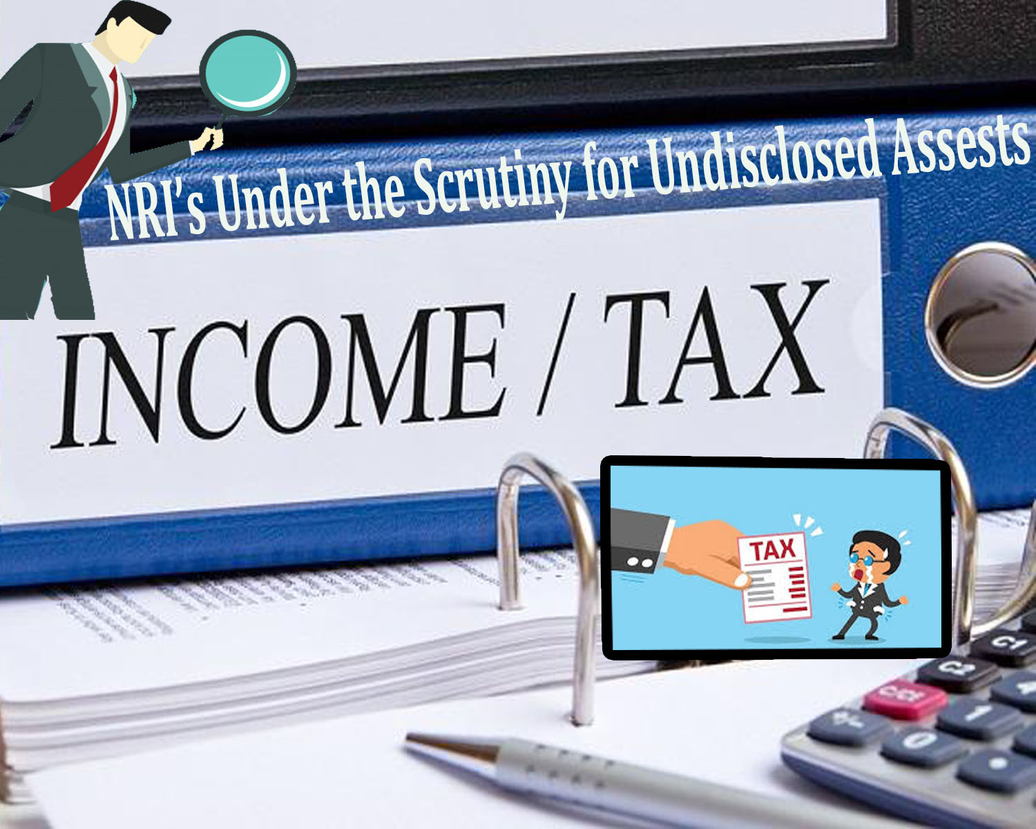 Income tax rules for NRI's
