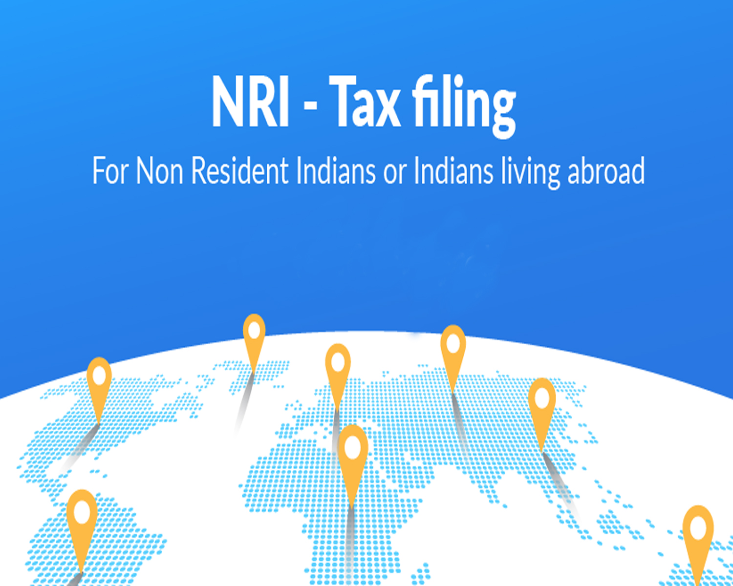 Declaration of Tax Returns by NRI