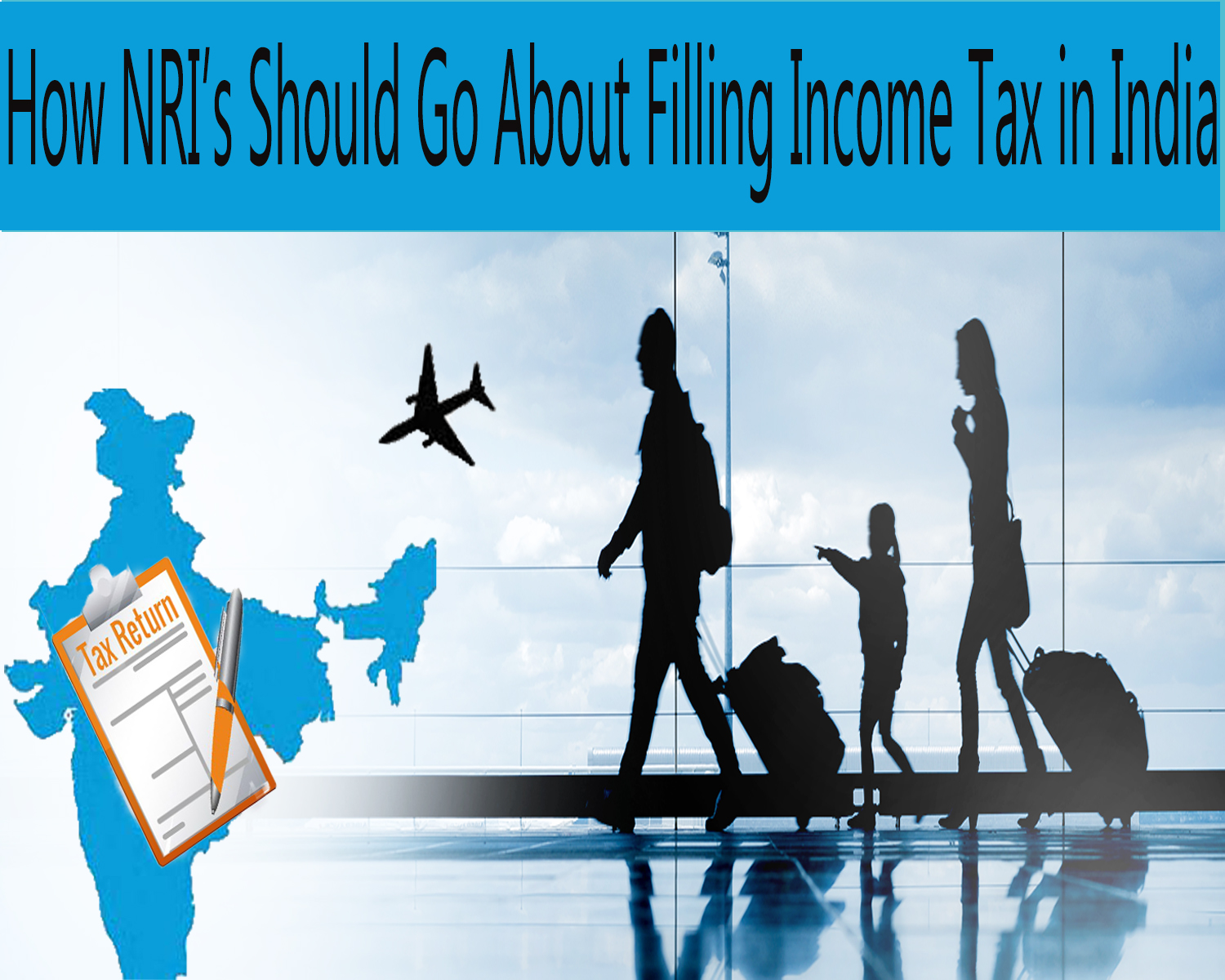 NRi and Filling up income tax
