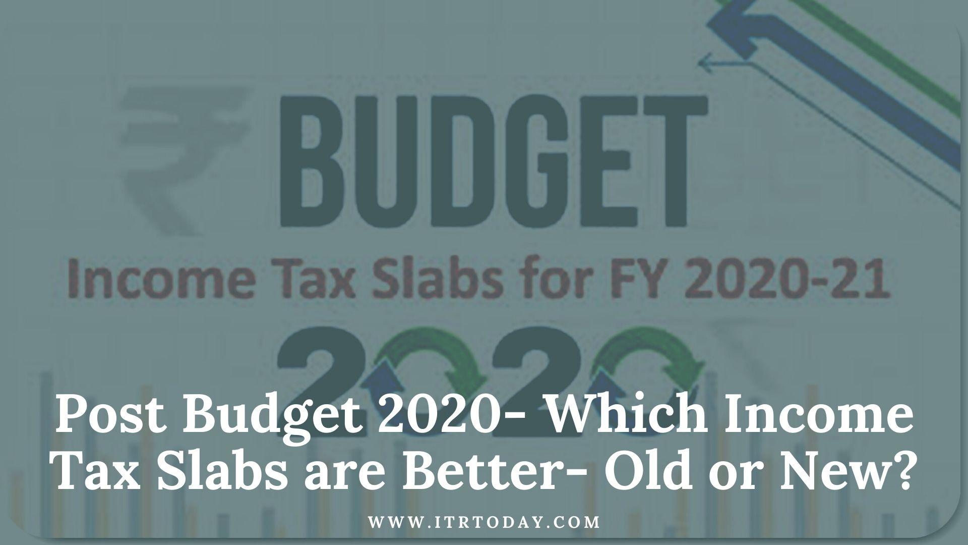 Income Tax Slabs1