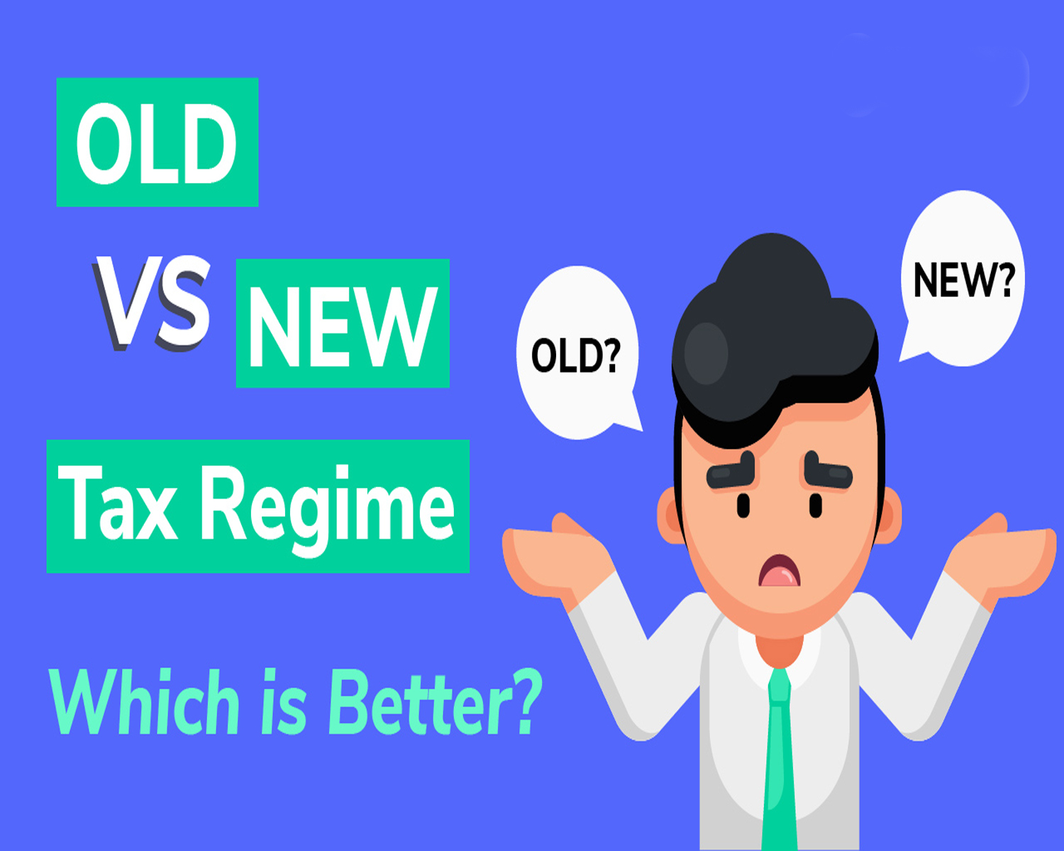 Old Income Tax system could save you more tax