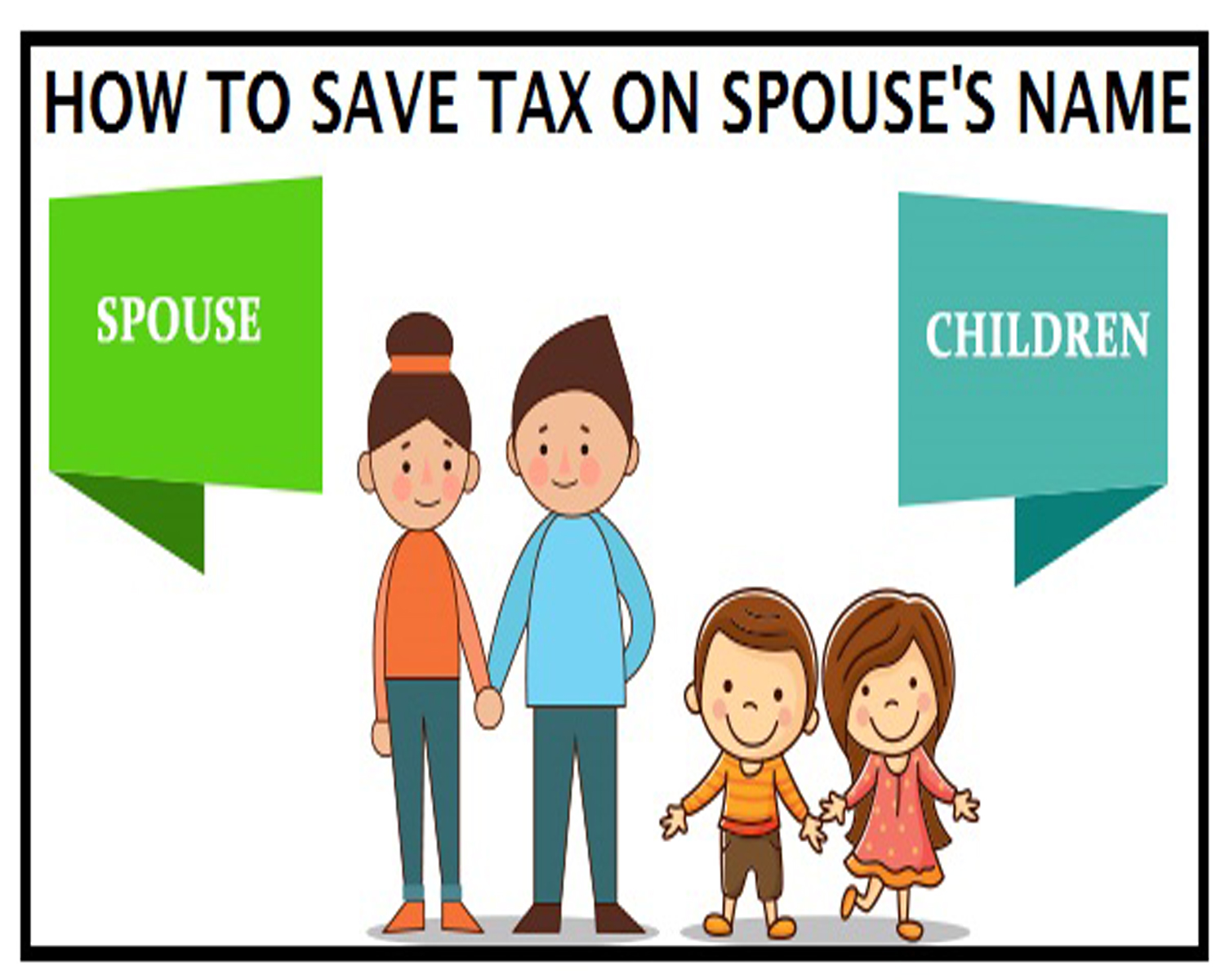 save tax through your spouse