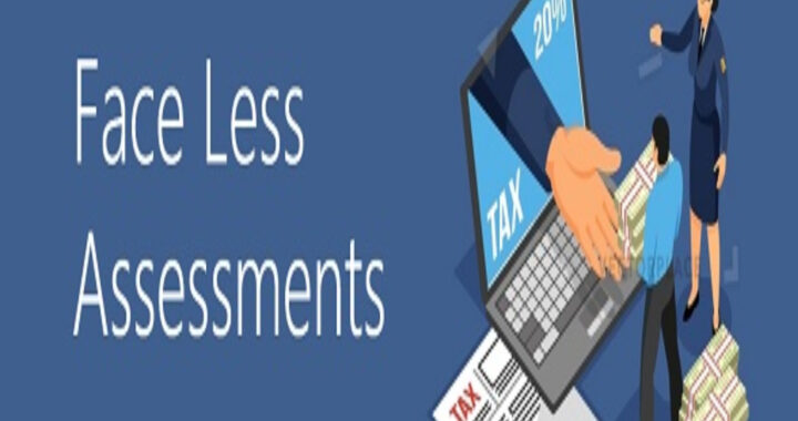 Faceless assessment